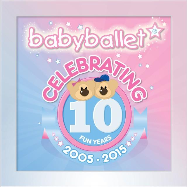 babyballet ten year birthday